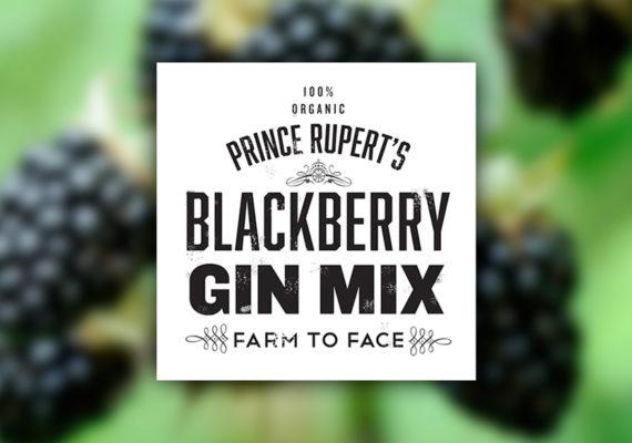 Prince Rupert Gin Mix