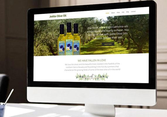 Joelle Olive Oil