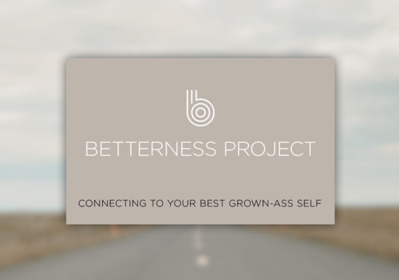 Betterness Project [ Personal Coach ]