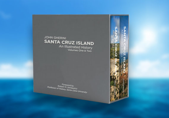 Santa Cruz Island: 2-volumes