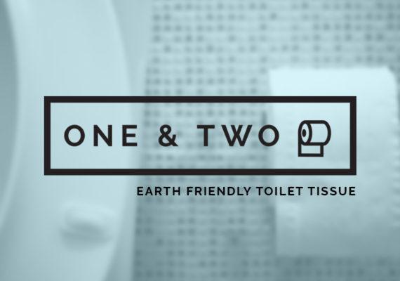 One & Two [ Earth Friendly Toilet Tissue ]